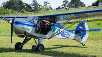 Avid Aircraft Flyer Model Mk IV - D-MELY