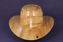 Holzart: Tulpenbaum   Durchmesser: 35cm   Höhe: 15cm   Oberfläche: Danischöl
