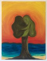 """Dream"", 2014, oil paint on canvas, 60 x 80 cm."