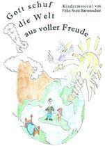 Die biblische Schöpfungsgeschichte in Liedern, vom Kinderchor St. Johannis Uelzen vorgetragen.