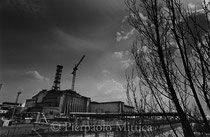 Nuclear power plant number four. Chernobyl, Zone of Exclusion (The Ukraine)