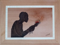 Le feu (290/225)