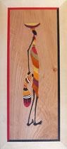 Africaine dite fourmi (190/240)