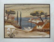 Village de la côte d'Amalfi (370/290)