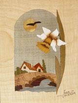 Pont et jonquille (125/165)