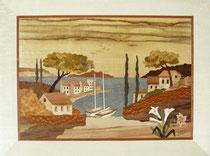 Village de la côte d'Amalfi 2 (415/315)