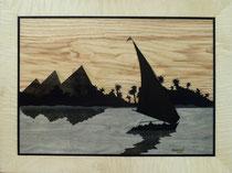 Les rives du Nil (375/285)