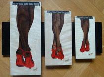 Triptyque les jambes (460/320)
