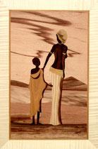 L'africaine et l'enfant 2 (445/305)