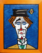 Clown 1996 Bernard Buffet  (270/335)