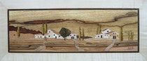 Paysage de Provence(400/165)