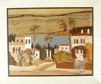 Village méditerranéen (370/310)