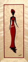 Reine africaine élégante 4 (445/210)