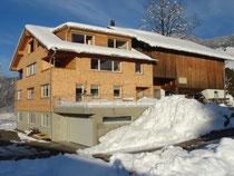 Unser Panoramahof Eggele im Winter