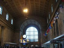 Bahnhof im Zentrum