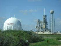 Space Shuttle Launch Center LC-39A und LC-39B