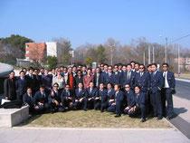 20 mars 2005 Eleves pilotes Vietnam air lines Esma
