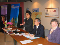 20 mars 2005, Table ronde agropolis museum