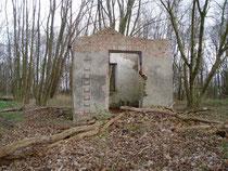 Ruine des Wasserwerkes