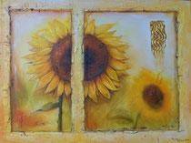 Sonnenblume 30 x 40 cm