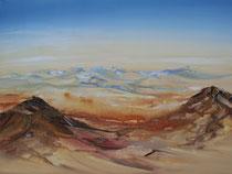 gemaltes Bild Acryl, entstanden beim Malkurs bei Peter Seharsch 2011 60x80cm