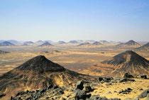 Lybische Wüste, Urlaub 2005 Jeepfahrt