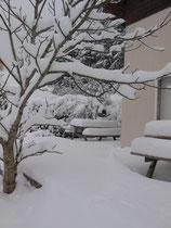 Terrasse l'hiver !!!