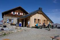 Acherhütte auf 2.256 m