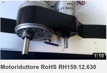 Motoriduttore RoHS RH159.12.630