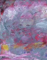undead, Acryl 40x50