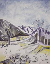 Maggia Valley, Ticino.