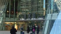 千葉からの帰ってきました。  東京駅