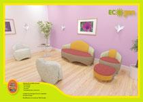 Visuel mobilier Ecozen de Salsa Design