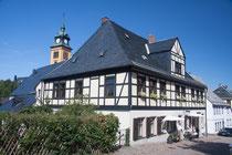 Fachwerkhaus in Augustusburg 12.08.2012