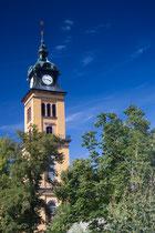 die Kirche von Augustusburg 12.08.2012