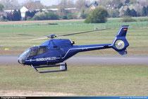 Die EC-120 dient der Bundespolizei zur Pilotenausbildung