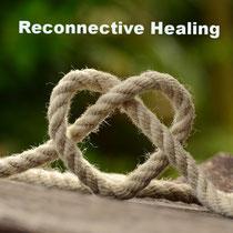 Reconnective Healing, Heilung durch Rückverbindung