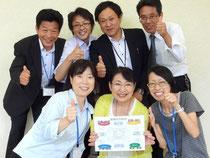 【2014.07.01】石巻市稲井公民会で「仕事探しの自己分析~適性職種診断~」講座(石巻サポートセンター様主催)を行いました。(宮城県石巻市)