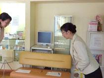 【2014.06.11】S歯科様でビジネスマナー講座を行いました。(山形県山形市)