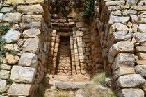 Chincana-Ruine, Isla del Sol, Lago Titicaca