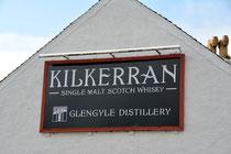Whiskey Distillery Kilkerran, Campbeltown