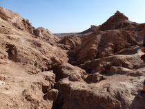 Valle de la Luna, San Pedro de Atacama, 2475m