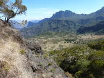 Marla vom Weg zum Col de Taibit