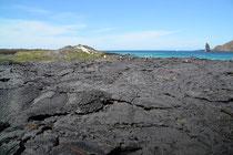 Isla Santiago, Sullivan Bay