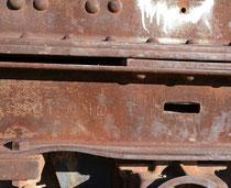 Eisenbahnfriedhof bei Uyuni