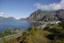 Insel Gimsøya, Lofoten