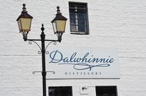 Whiskey Distillery Dalwhinnie, Glen Truim