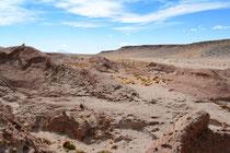 Sierra Kheñwal, Bolivien