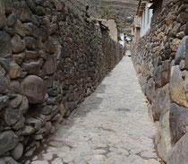Ollanta, Dorf aus der Inkazeit