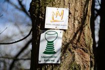 Schoppenstecherweg - für durstige Wanderer